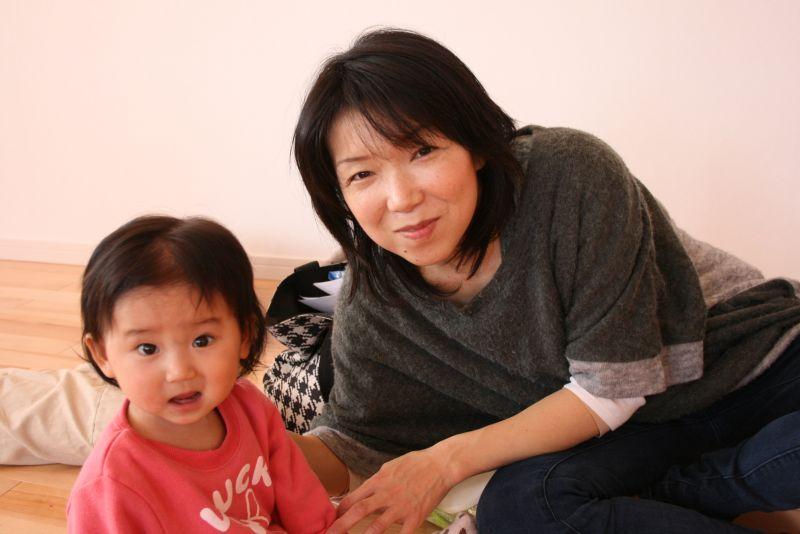 ママヨガ with ベビー