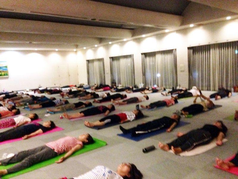 出張ヨガ Yoga Studio H&B