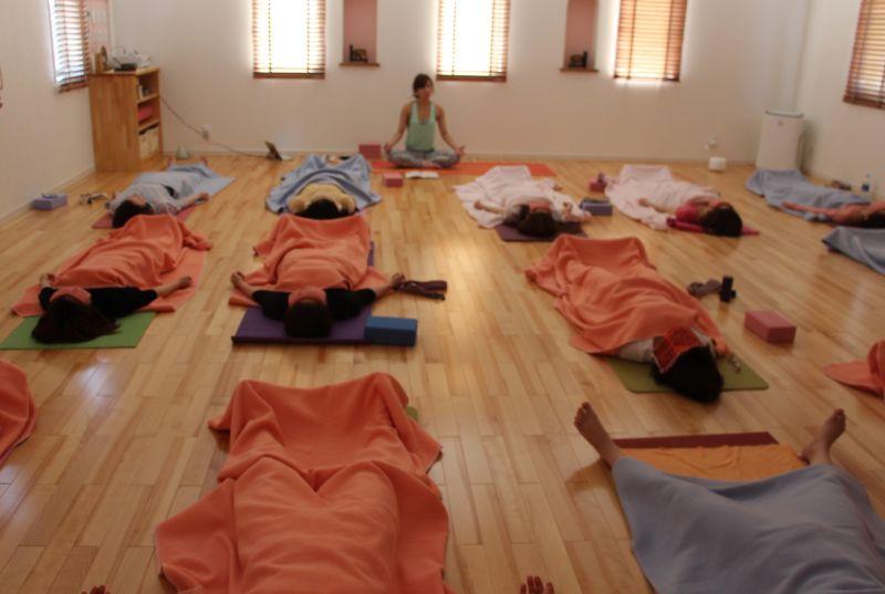 Yoga Studio H&B ヨガニドラー