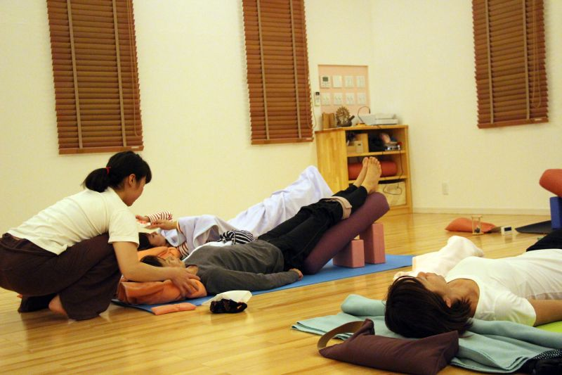 Yoga Studio H&B リラックス&リニュー