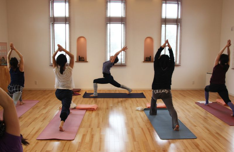 Yoga Studio H&B ハタフローヨガNori