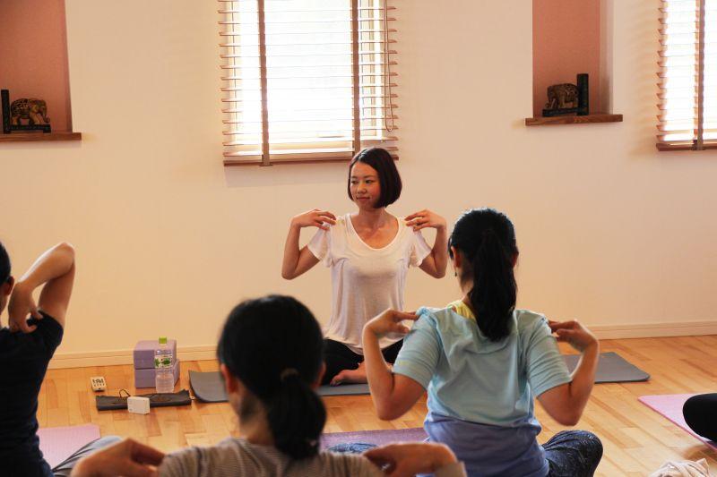Yoga Studio H&B Sara