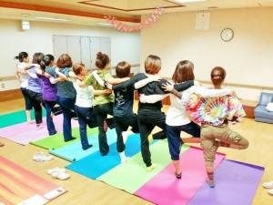 Yoga Studio H&B 出張ヨガ