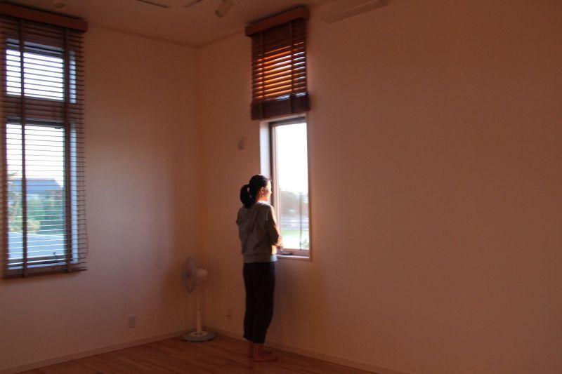 Yoga Studio H&B 夕日