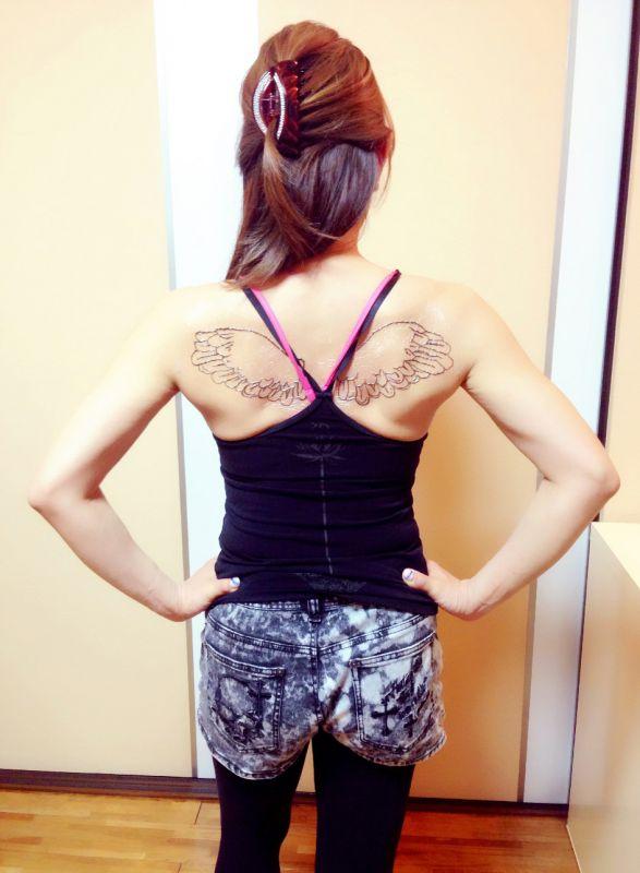 Yoga Studio H&Bメヘンディ体験