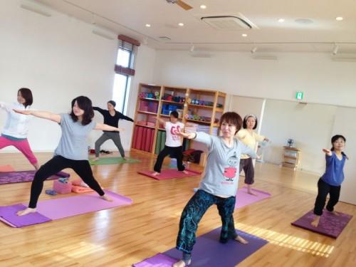 Yoga Studio H&B 朝ヨガ
