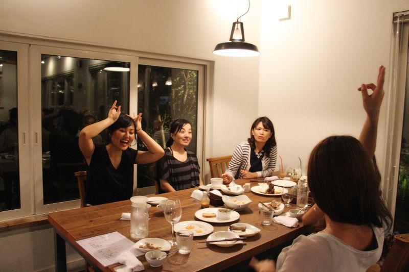 Hozue先生の歓迎会