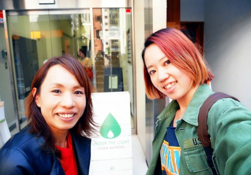埼玉県羽生市にあるヨガスタジオH&B Sara Nori