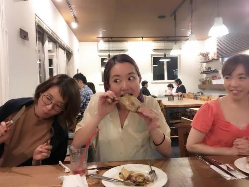 加須市にある食堂Laugh