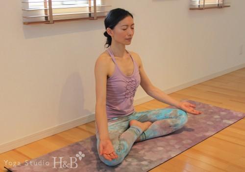 瞑想 Chiemi