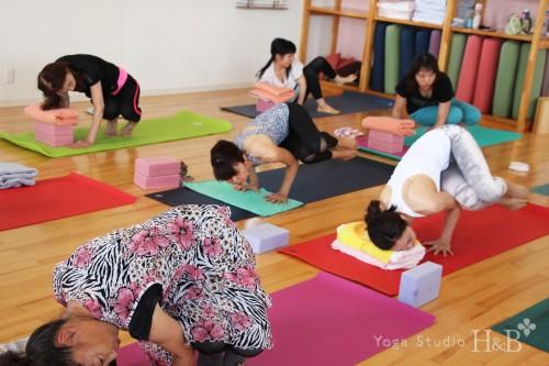 5周年特別クラス Go GO Asana